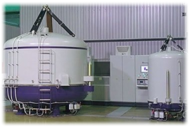 Cold-Wall Plasma Nitriding Equipment - Ionitech