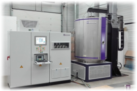 Hot-Wall Plasma Nitriding Equipment - Ionitech