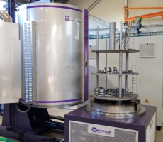 ION - 75HWI - Hot-Wall Plasma Nitriding furnace with working volume 750 x 1200 mm installed by Ionitech Ltd.